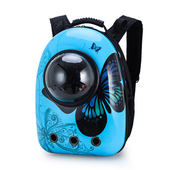 14 colors New Capsule Pet Bag Backpack Breathable Space Pet Backpack Sac De Transport Pour Chat Waterproof Traveler Knapsack - Color 2