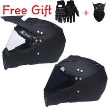 Kask motocyklowy rower ATV krzyż rower cross country kask kask rowerowy kask motocyklowy capacete maska wszystkie kask tanie tanio NoEnName_Null CN (pochodzenie) CN (origin) MOTOKROSOWY Unisex