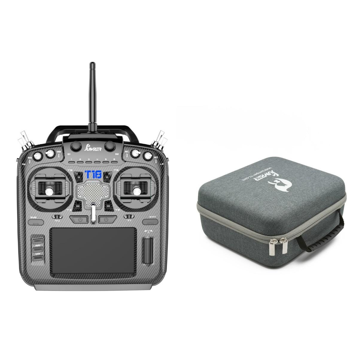 Pré-vente cavalier T18 amélioré T16 Pro Hall cardan 16CH Open Source multi-protocole émetteur Radio JP5-in-1 sac à main 915mhz
