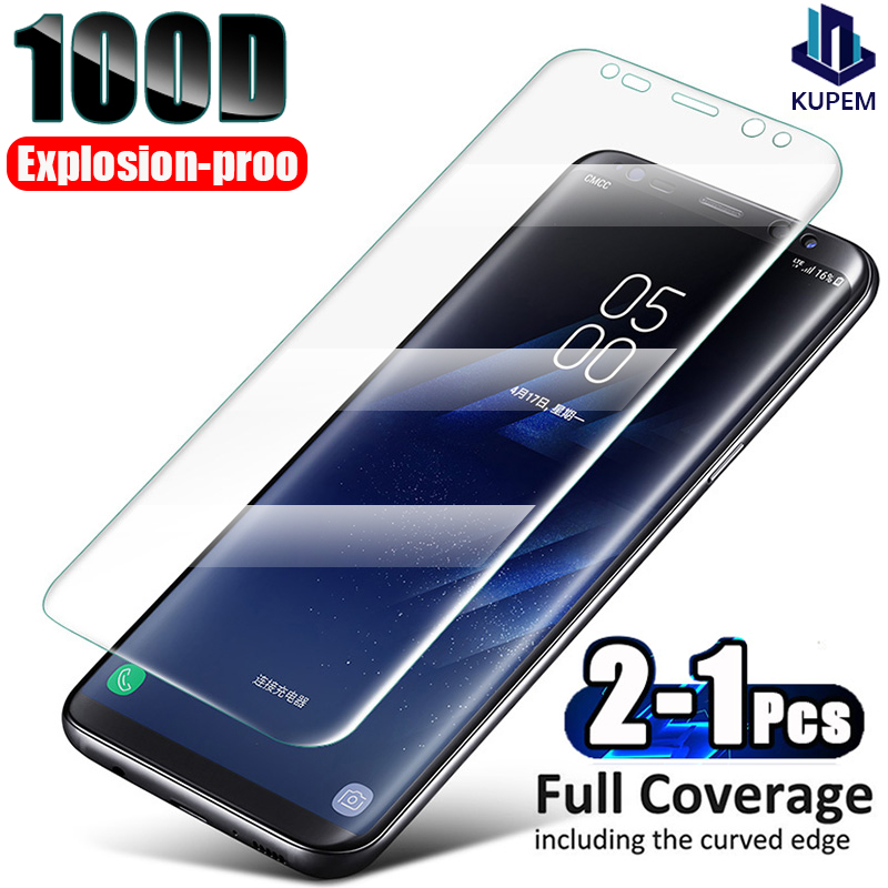 Tempered Glass For Samsung Galaxy S10 Plus Glass S9 S8 Screen Protector S10e S 9 8 10 e Note 10 9 S2
