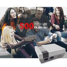 Game-Console Video-Game Classic Retro Dual-Players Av-Port Handheld Mini TV Built-In-620