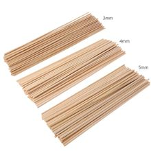 Cane Bamboo-Plant-Sticks Grow-Support Wooden Garden 50 GXMA