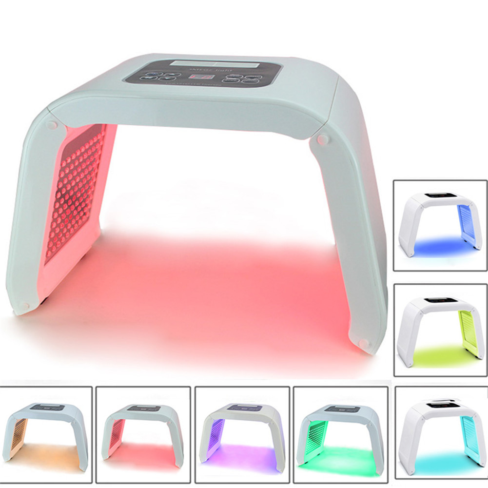 FEITA LED Phototherapy Machine Multi-effect PDT Mask 7 Color Skin Rejuvenation Photonic Equipment Spa Beauty Treatment Mask