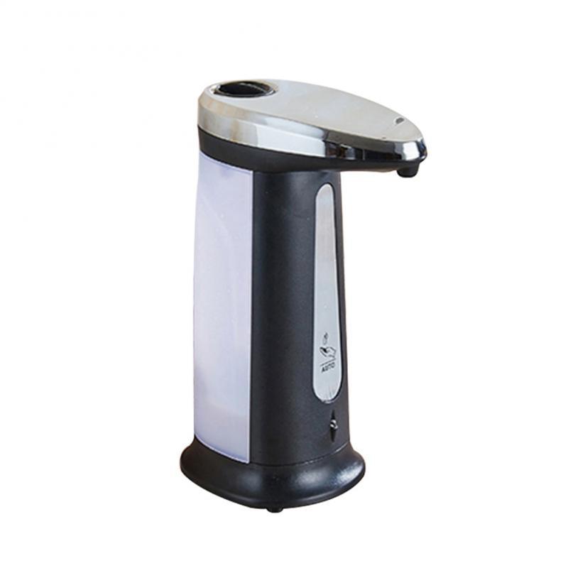 Automatic Liquid Soap Dispenser Bathroom Shower Shampoo Container Infrared Smart Sensor Soap Dispensers For Bathroom Kitchen