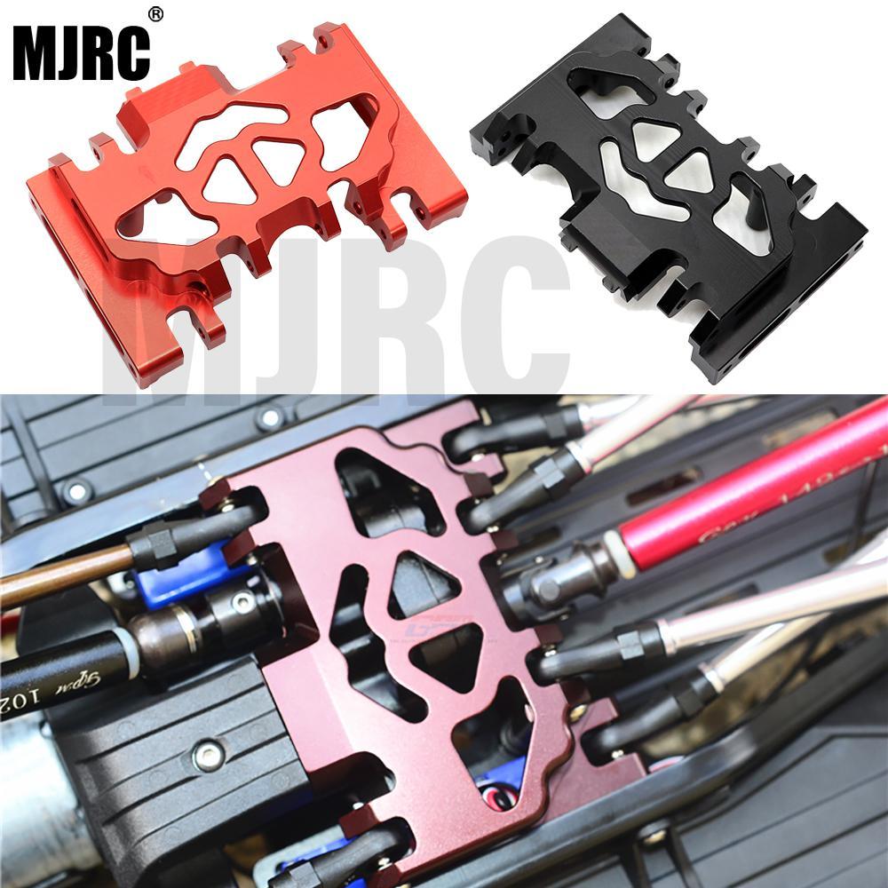 MJRC TRAXXAS TRX-4 #8238 Metal Aluminum Medium Gear Box Chassis Gear Box Base TRX4 Defender Ford Bronco G500 K5 Blazer