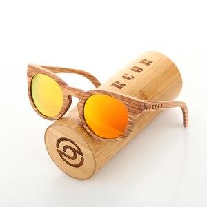 BARCUR Zebra drewniane okulary przeciwsłoneczne damskie spolaryzowane UV400 marka męskie okulary do jazdy okulary mężczyźni óculos de sol masculino