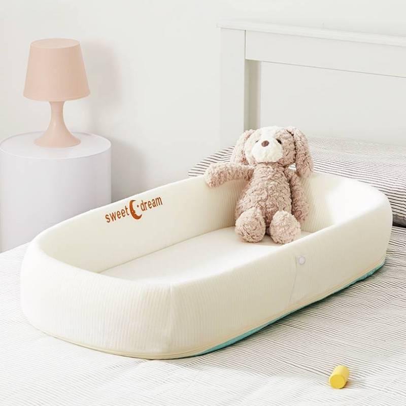 Portable Bed In Baby Crib Folding Camas Para niños Bedroom Furniture кровать детская Babies Mobile Bionic BB Pressure Proof
