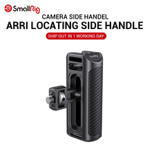 Smallrig カメラハンドグリップアルミ arri 位置サイドソニーのハンドル、ニコンカメラケージワット/コールドシューマウント diy 2426