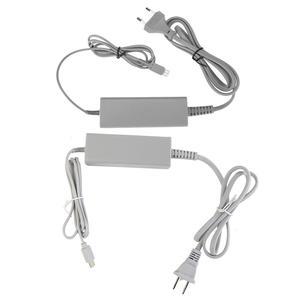Original AC Charger Adapter 100-240V Home Wall Power Supply US/EU Plug for Nintendo WiiU Wii U Gamepad Controller