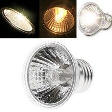 Uva Uvb лампа отопления для черепах и других рептилий полный спектр солнечных ламп греется ПЭТ 25 Вт/50 Вт/75 Вт