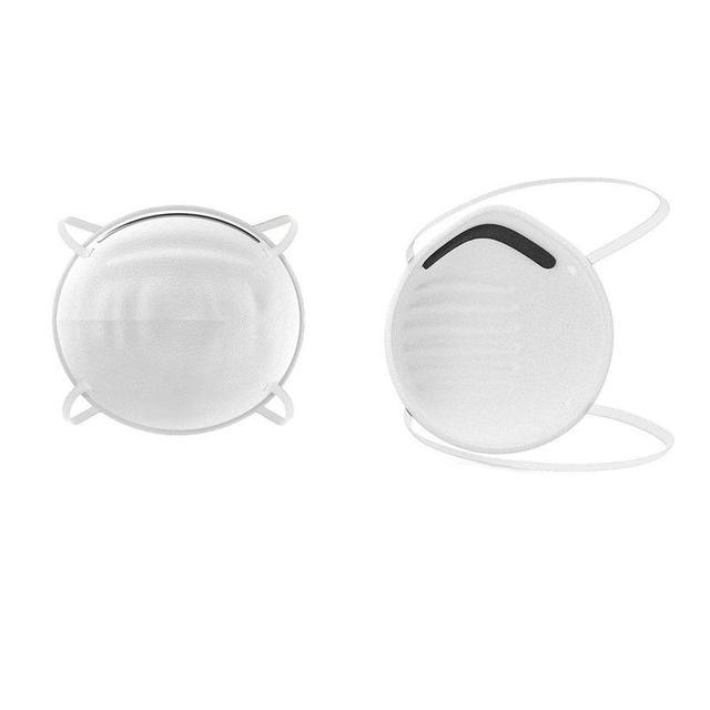 5/10PCS Children Anti Dust Mask Reusable Breathable Anti Haze Cotton Mask Antibacterial Pm2.5 Filter Respirator Mouth Mask Kids 5