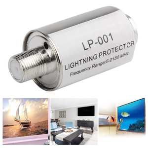 Lightning-Protection-Devices Protector Newlighting Antenna TV Coaxial 5-2150mhz Satellite
