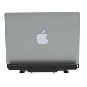 "Image 3 - Lade Monitor Arm Houder Lade Partner Met DLB502D Fit Voor 10 "" 17"" Laptop Vesa Gat Moet Ondersteuning 75*75Mm"