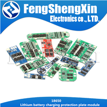 1S 2S 3S 4S 6S 3A 20A 30A Li-ion Lithium Battery 18650 Charger PCB BMS Protection Board For Drill Motor Lipo Cell Module 5S 6S