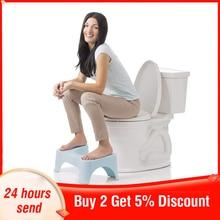 Toilet Step Stool Squatty Potty Bathroom Toilet Stool Foot Stool Bathroom Stool Footstool Toilet Squat Stool Bathroom Furniture