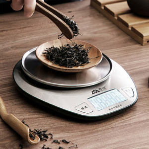 Image 5 - Youpin Mijia Xiangshan Electronic Kitchen Scale EK518 Silver Accurate Weighing Stainless Steel Scale High Precision Sensing