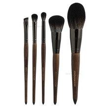 Youpin Jordan & Judy набор кистей для макияжа, пудра, румяна, кисть для теней для век, набор из сандалового дерева, кисти, полностью инструменты для красоты Mijia