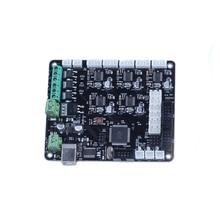 цена на MKS Base V1.5 3D Printer Controller Board for RAMPS 1.4 Mega2560 USB Wire V0L2