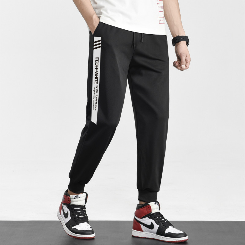 Brand Joggers Casual Sports Pants Men Gym Clothing Comfortable Male Tracksuit Bottoms Black Track Pants Mens Fitness Sweatpants