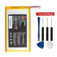 Originale HB3G1 4000mAh MediaPad Batteria Per Huawei S7-303 S7-931 T1-701u S7-301w MediaPad 7 Lite s7-301u S7-302