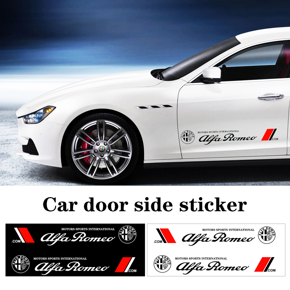 Alfa romeo red and silver limited edition giulietta mito spider badge emblems
