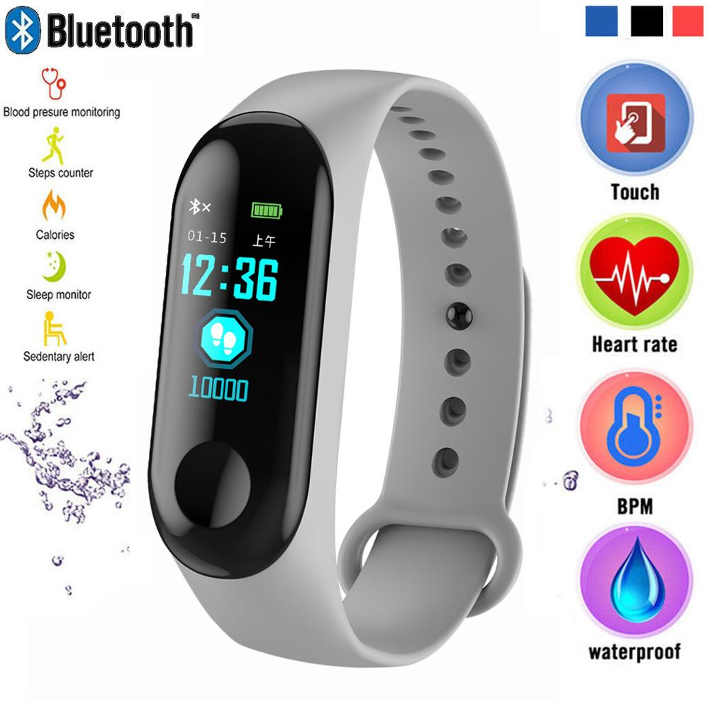 Smart-Watches Bracelet Wrist-Clock Digital Kids Girls Electronic Boys New LED Sport