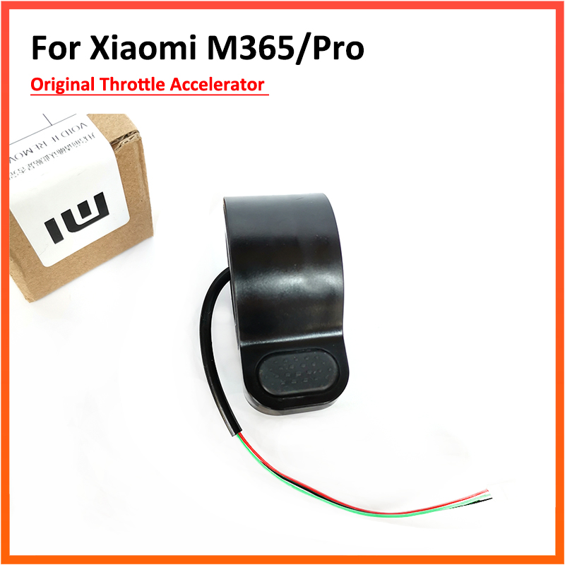For Xiaomi Mijia M365//M365 Pro Electric Scooter Accelerator Throttle Replacement