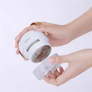Image 3 - Youpin lofans セーターの毛玉トリマーポータブルリントリムーバーコードレスミニ 3 ブレード充電式電気シェービングマシン