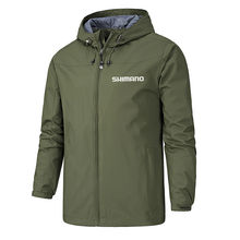 [READY]Shimano Fishing Shirts Waterproof and windproof Sport Quick Dry Fishing Jacket Men Anti Uv Breathable Fishing Clothes