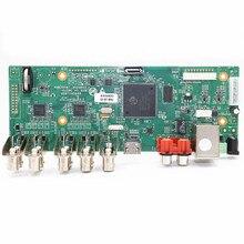 CCTV H.265 сетевой видеорегистратор 16 Ch 1080P NVR/4 Ch 5MP-N, 8 Ch 1080N XVI/AHD/CVI/TVI/CVBS, HDMI, гибридный 6 в 1 DVR основная плата