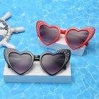 Kids Heart Sunglasse...