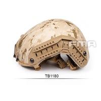 FMA Tmc Aor1 tactical helmet Capacete Mich military helmet Desert Digital Aor1 Protective Face Mask Helmet Tb1180 m/l, L/xl