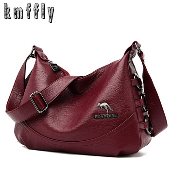 2020 High Quality Soft Leather Bolsa Luxury Ladies Hand Bags Female Crossbody Bags for Women Shoulder Messenger Bags Sac a Main