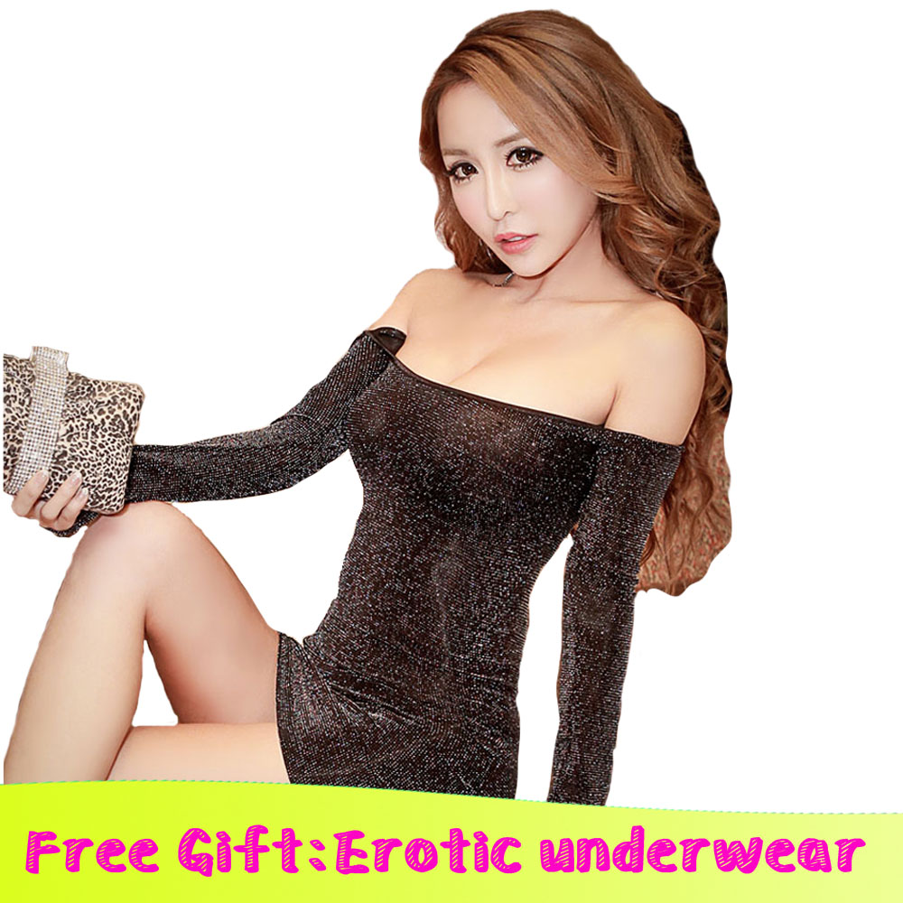 Sexy lingerie Nghtgown women hot porno sex Dress Women Costumes Underwear Nightclub Pole Dancing Jazz Dance Porno