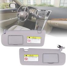 852010R300X6 852020R300X6 Geetha NF NFC солнцезащитный козырек для лобового стекла для HYUNDAI Sonata 2005 2006 2007 2008 2009 косметическое зеркало
