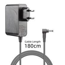 Carregador para dyson v10 v11 aspirador de pó 30.45v/1.1a bateria adaptador de energia plugue da ue