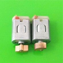 2 шт. J648 030 микро вибрационных моторов 3V 0.2A 6500 об/мин Комплектующие для самостоятельной сборки для массажера двигатель для дропшиппинг