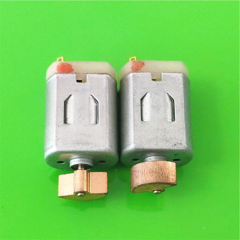 2pcs J648 030 Micro Vibration Motors 3V 0.2A 6500rpm DIY Parts Massager Motor Dropshipping Free Shipping