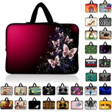 7.9 10.1 11.6 13 13.3 14.4 15.4 15.6 17.3 Inch Handle Laptop Sleeve Bag Notebook Smart Cover Case For Macbook ASUS Acer HP #R