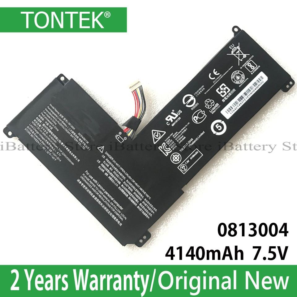 Genuine 0813004 Battery For Lenovo Ideapad 110S 110S-11IBR Series NE116BW2 5B10M53638 4140mAh 7.5V Original Batteria Akku