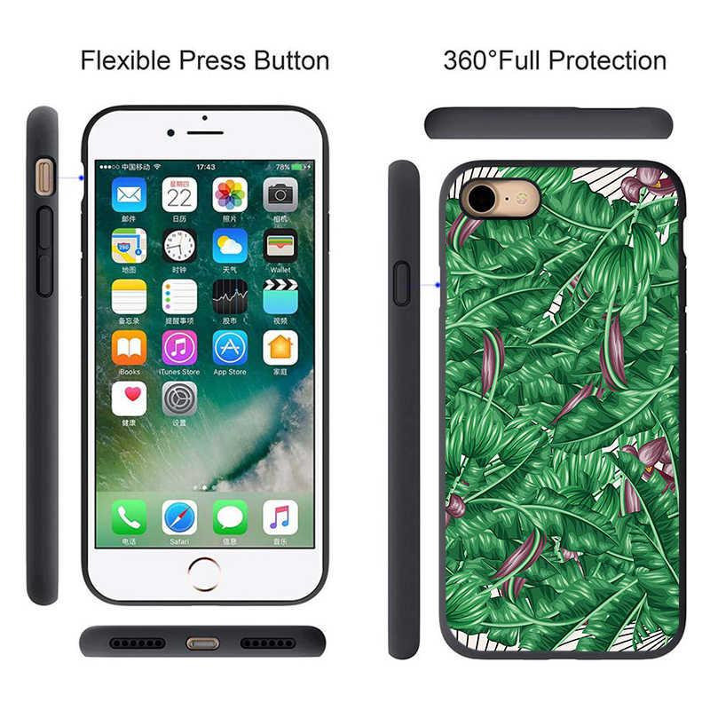 For Huawei Y6 Y7 Y5 Y9 Prime 2019 Y6 2018 2017 fashion Case For Huawei Y 6 5 7 9 on huawi p9lite smart cover funda leaves green