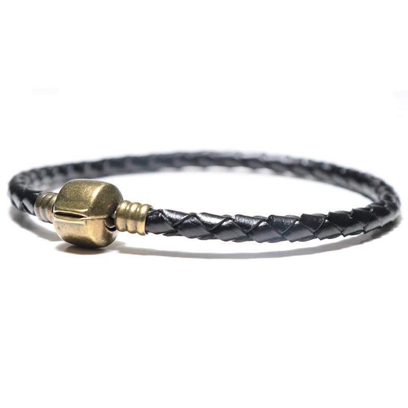 Bracelet cuir minimaliste 4