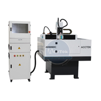High precision cnc 6060 engraving machine kit 3 axis atc cnc mini milling machine