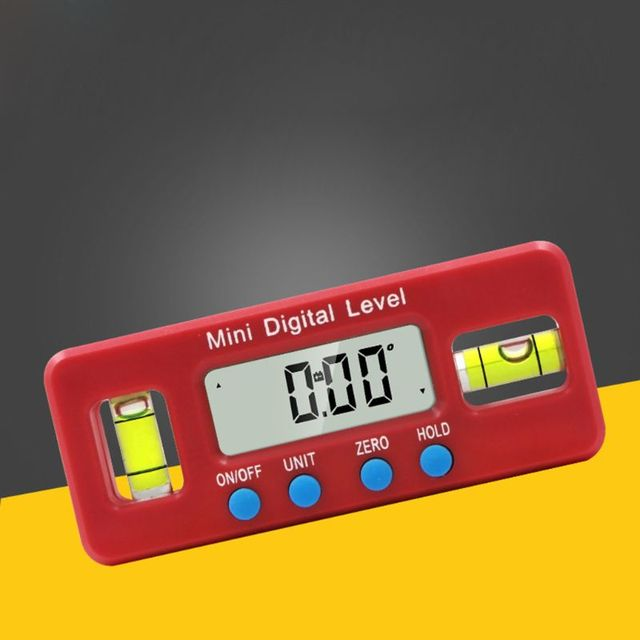 Магнитный горизонтальный Измеритель угла электронный цифровой