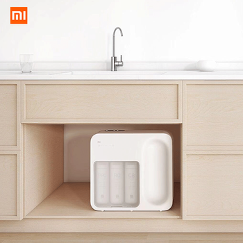 Xiaomi เครื่องกรองน้ำ Reverse Osmosis ห้องครัวระบบ APP ควบคุมน้ำการตรวจสอบคุณภาพ FILTER