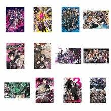 Decor Poster Wall-Scroll Japanese Danganronpa V3 Anime Cosplay Harajuku New