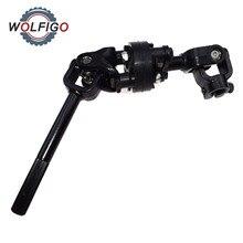 WOLFIGO Steering Column Lower Intermediate Shaft for Chevrolet Tracker S10 Suzuki Grand Vitara 1999 2004 91174749 48220 67D50