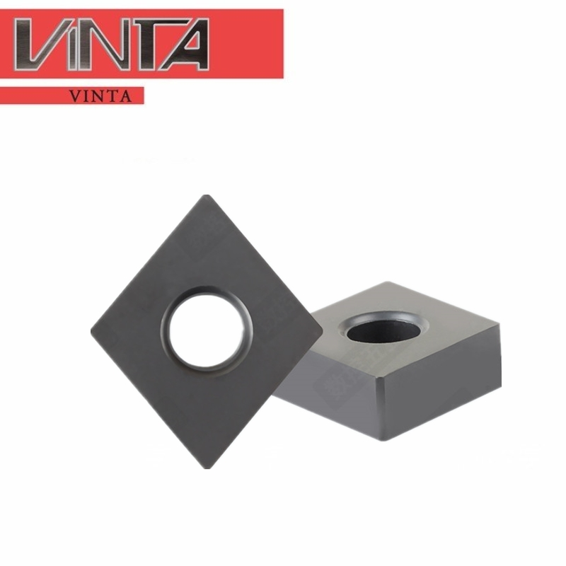 Cemented carbide DESKAR CNC blade CNMA120408 CNMA <font><b>120404</b></font> LF3018 special for machining cast iron milling insert tool cutter image