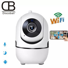 Baby Monitor HD 1080P Cloud IP Camera WiFi Wireless Night Vision Auto Tracking Home Security Surveillance CCTV Network Mini Cam(China)
