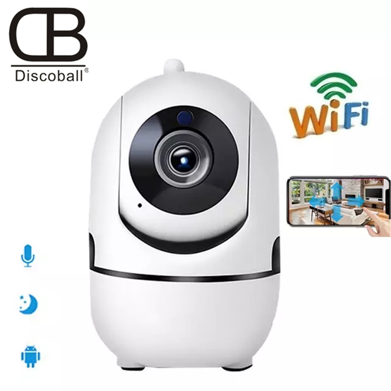 Baby Monitor WiFi Cry Alarm IP Camera WiFi Home Security Baby Camera Night Vision Wireless Video Surveillance CCTV Camera 1080P